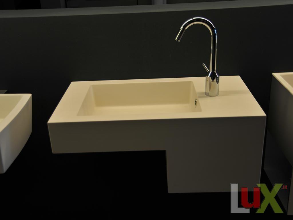 Lavandino bagno modello soap bianco - Prezzo lavandino bagno ...
