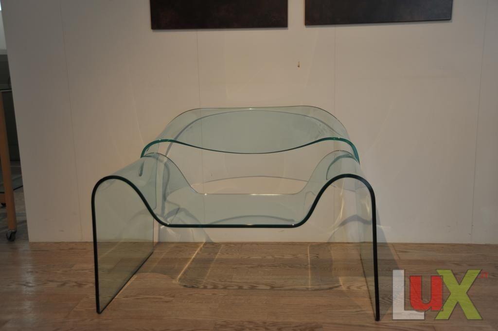 Poltrona Ghost Fiam.Armchair Model Ghost Transparent