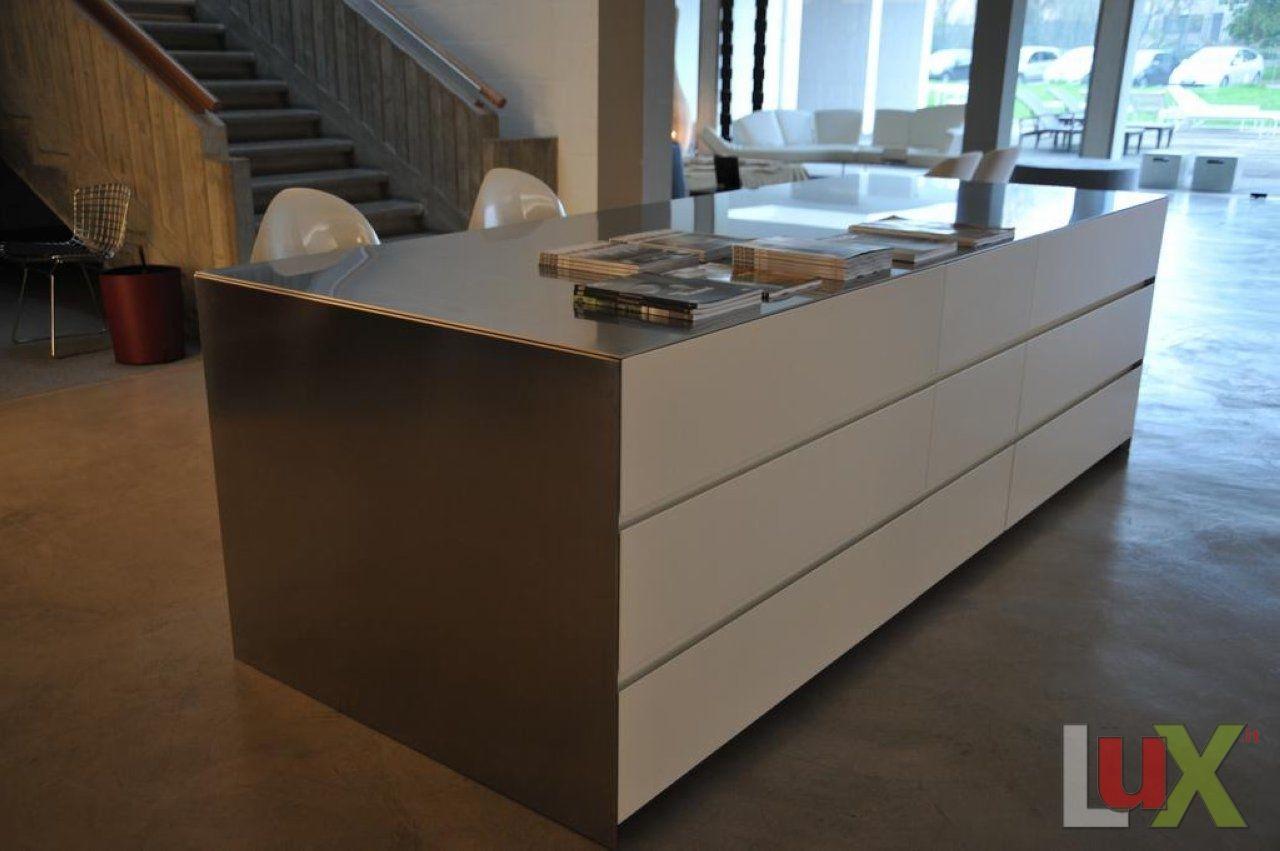 Küche Modell GANDHARA.. | Weiss