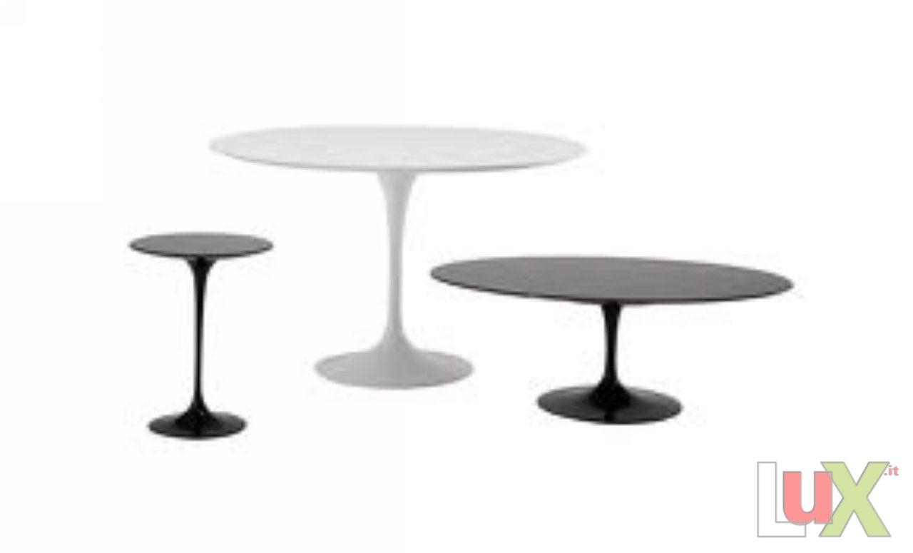 Tavolino tavolo basso modello saarinen ovale - Tavolo ovale saarinen knoll ...