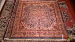 PERSIAN CARPET Model Agra.. | BROWN