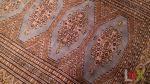 INDIAN RUG Modell Kashmir.. | GRAU