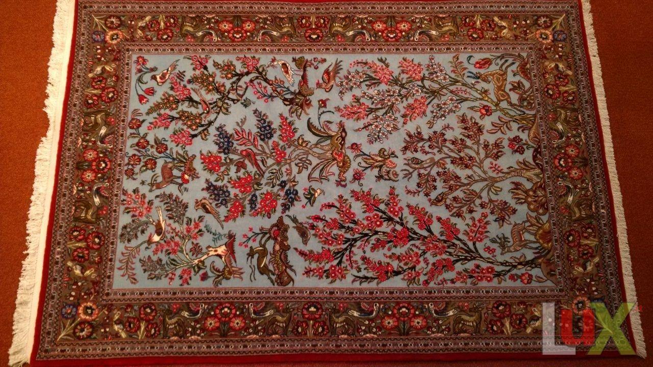 Tappeti persiani qum kork