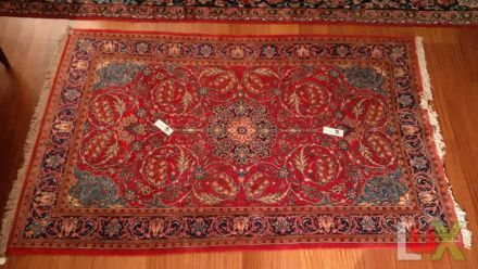 Tabella sezione cavi elettrici tappeto persiano rosso - Valore tappeto persiano ...