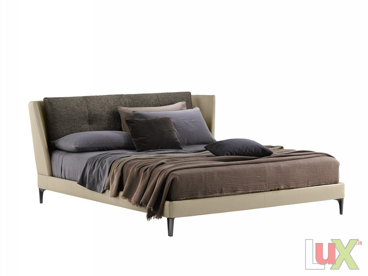 Letto modello bretagne bed for Testiere letto a cuscino