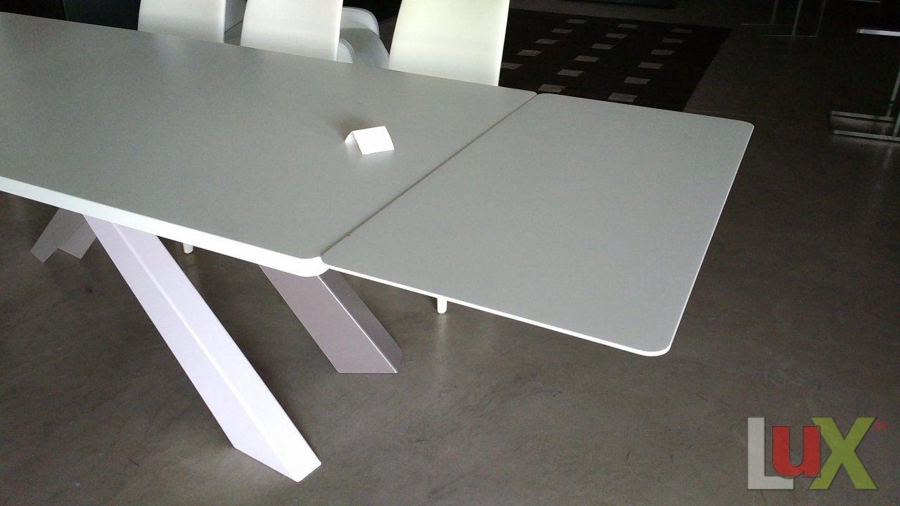 Tavolo Modello Big Table Allungabile Bianco